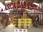 A Arca das Caixas de Papelão Rio de Janeiro RJ ...