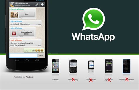 whatsapp to end support for blackberry nokia symbian and windows phone 7 1 android community