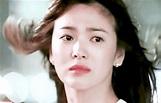 韓國純天然氣質女神——宋慧喬 - 每日頭條