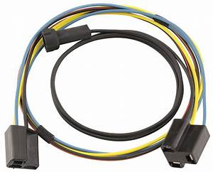 Wiring Harness  Heater  1968 Gto  Lemans  Tempest