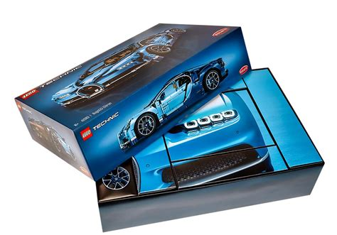 There are no instructions or part list available for this mod, in my opinion this set is not a good candidate to make rc. Lego Technic - Bugatti Chiron - 42083 - Loja do Drop