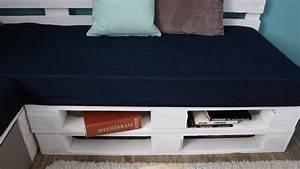 Sofa Aus Paletten Matratze : palettensofa sofa aus paletten anleitungen ideen ~ Michelbontemps.com Haus und Dekorationen