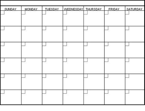 printable clalendar templates blank calendar template