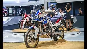 Crf1000l Africa Twin 2018 : 2018 honda crf1000l africa twin adventure sports at eicma ~ Jslefanu.com Haus und Dekorationen