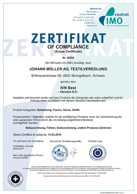 Internationaler Verband Der Naturtextilwirtschaft by Ivn Internationaler Verband Der Naturtextilwirtschaft E