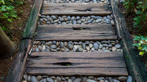 railway sleepers   garden top tips   garden