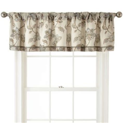 jcpenney kitchen valances the world s catalog of ideas