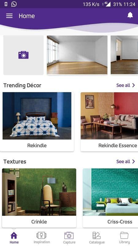 wall color app colour with asian paints wall paint design app apk