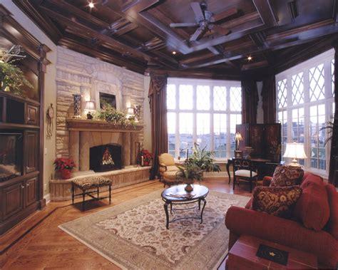 hearth room   custom house plans  studer residential designs