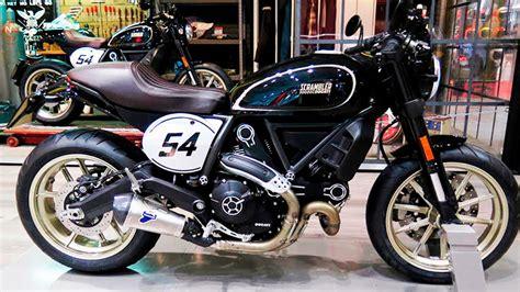 Ducati Scrambler Cafe Racer Image by Ducati Scrambler Cafe Racer 2017 Photos Wallpaper
