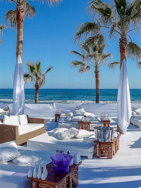 worlds  beaches nikki beach marbella