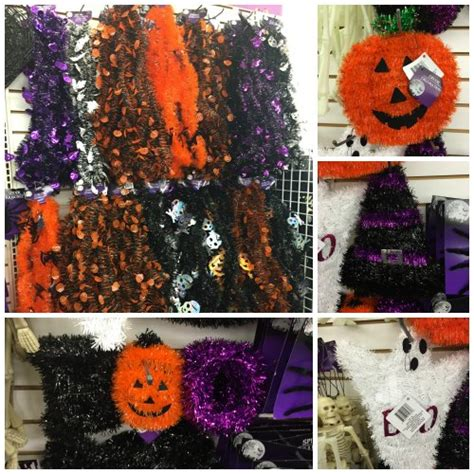 Dollar Tree - Halloween Decorations