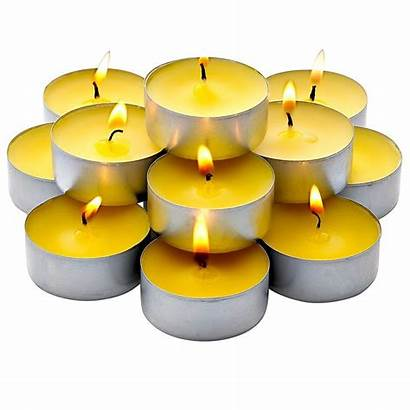 Candle Clipart Candles Artificial Tealight Yellow Votive