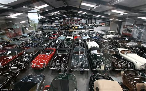 Dentist James Hull Selling His 450 Classic Cars For £100