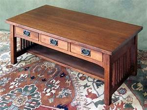 mission style coffee table with drawers With mission style coffee table with drawers