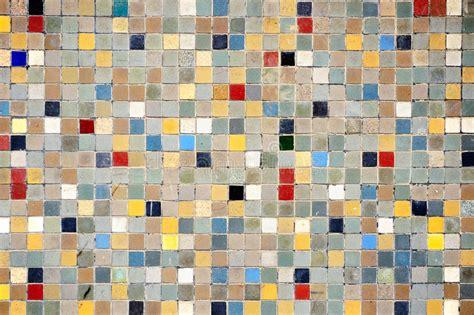 colorful mosaic tiles stock image image of glazed