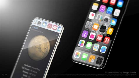 iphone feels concept iphone edition feels sleek and in thiago