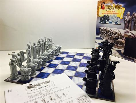 25 best ideas about harry potter chess set on