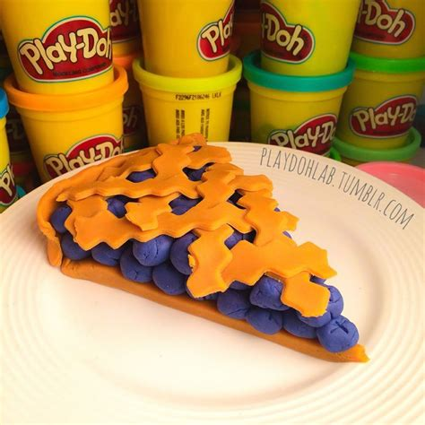 play doh cuisine play doh food pi day playdoh food pie national play doh day