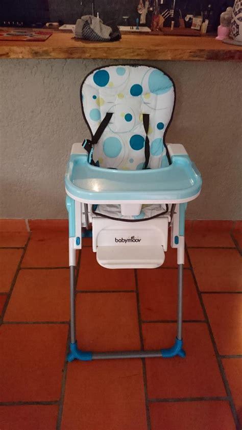 Chaise Haute Slim De Babymoov by Chaise Haute Compacte Slim Babymoov Avis