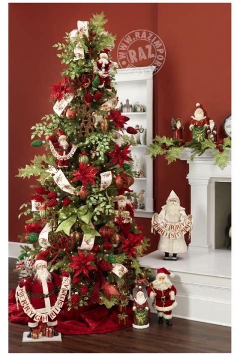 raz  merry mistletoe christmas trees time
