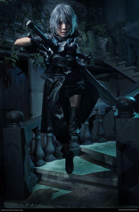 noctis final fantasy  xiii  jiocosplay  deviantart