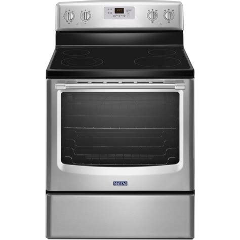 "MER8600DS   Maytag 30"" Electric Range, Self Clean, Convection"
