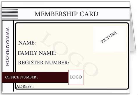 membership card template 25 membership card templates word psd ai publisher indesign free premium templates
