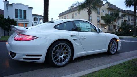 white porsche 911 turbo porsche 911 turbo 2013 white