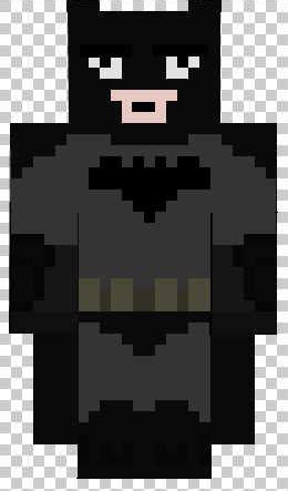 minecraft batman skin  neburgett  deviantart