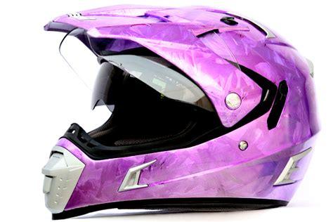 purple motocross masei gdr pink ice chrome 311 atv motocross motorcycle