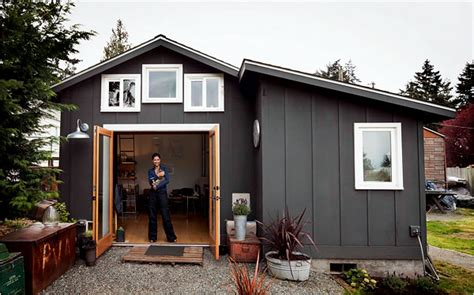 garages converted into homes garage conversion into tiny home