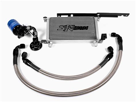 Sirimoto Oil Cooler Kit For 2019 2018 2017 2016 Honda Civic