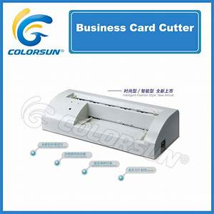 Electric business card cutter china business card cutter for Electric business card cutter