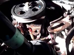 Toyota Avalon Power Steering Pump Replacement How To