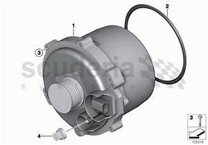 Rolls Royce Phantom Alternator  Water