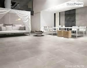 Carrelage Gris Brillant 60x60 by Carrelage Ciment Gris 60 X 60 Cm Naturel Rectifi 233