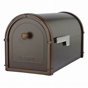 Shop Architectural Mailboxes Bellevue 10-in x 11 3-in