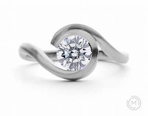 contemporary engagement rings mccaul goldsmiths With modern diamond wedding rings