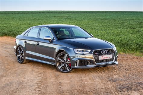Audi Rs3 Sedan (2017) Quick Review