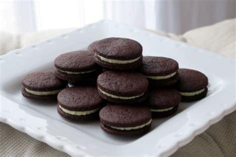 ma cuisine 100 fa輟ns oreo maison sablés chocolat fourrés à la vanille blogs de cuisine