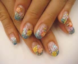 Gel nails designs