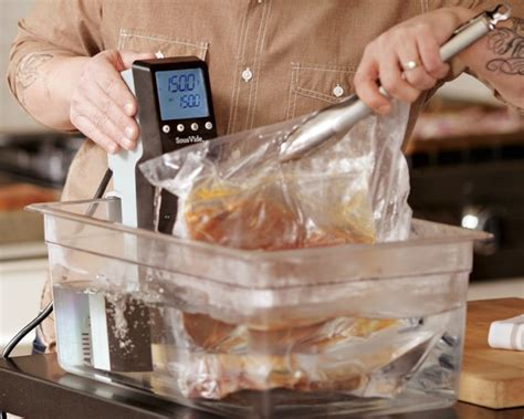 formation cuisine sous vide polyscience sous vide professional immersion circulator
