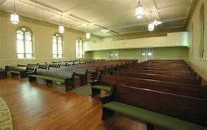 Light And Life Church Furniture Refinishing For Pews Chairs Courtroom Benches