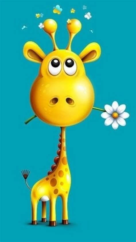 Iphone Animated Wallpapers Free - animated giraffe wallpaper iphone 2019 wallpapers