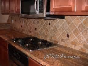limestone backsplash kitchen kitchen bathroom remodel home renovation photo gallery grny renovation nyc