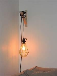 Lampe à Clipser : tendance la lampe baladeuse pince frenchy fancy ~ Teatrodelosmanantiales.com Idées de Décoration