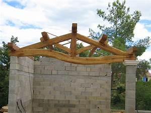 Ferme De Charpente : charpentes traditionnelles alfred fabrication d 39 une ferme ~ Melissatoandfro.com Idées de Décoration