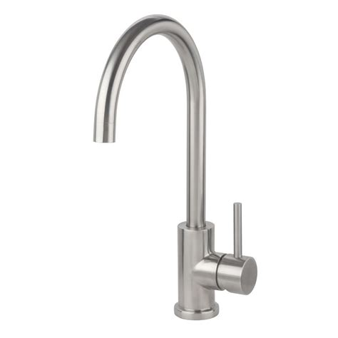 Are Miseno Faucets by Miseno Mk003 B Brushed Stainless Bar Prep Faucet Solid