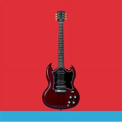 Gibson Guitar Chapter Guitars York Godhead Totem